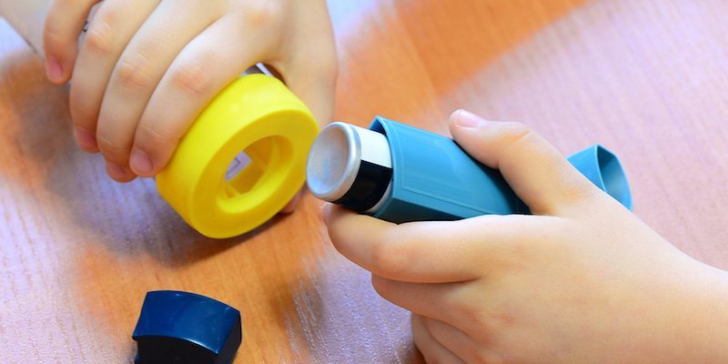 Asthma Risks and Emergencies in the Workplace