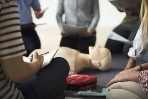 about business wise first aid training